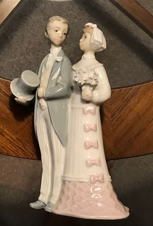Lladro Figurine, 4808 Wedding, Bride and Groom for Sale in Westminster, CO