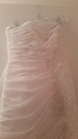 Wedding Dress white for Sale in Chicago, IL