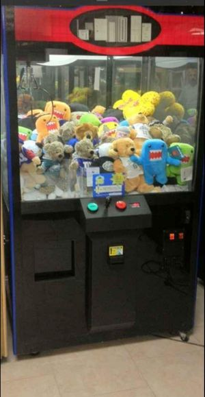 Claw/Crane Arcade Game for Sale in Antioch, CA