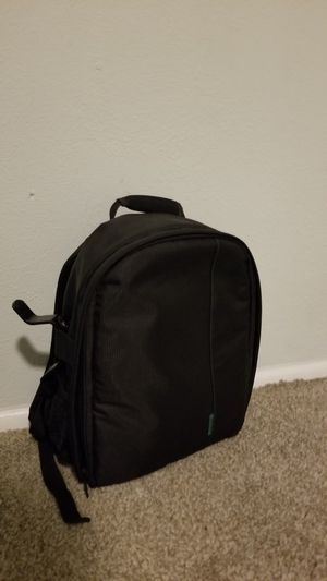 Camera and lens bag for Sale in Phoenix, AZ