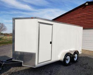 2019,cargo,trailer,veryClean,7X14. for Sale in Tukwila, WA