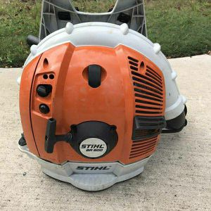 Like NEW MINT Condition Stihl BR600 BLOWER for Sale in Houston, TX
