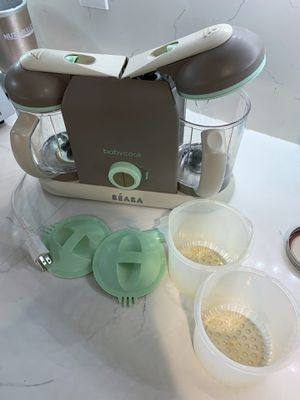 Beaba babycook duo double plus for Sale in South El Monte, CA