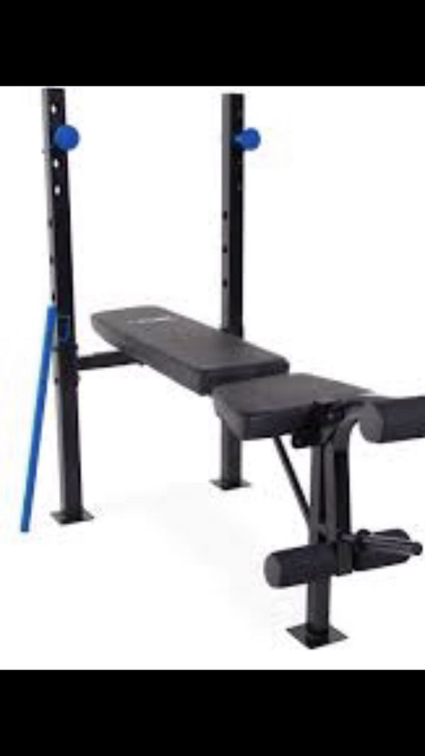 Fuel Adjustable Workout Bench