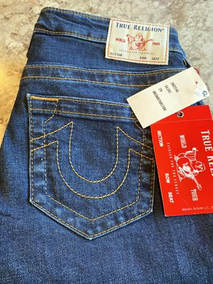 NWT true religions size 28 for Sale in Las Vegas, NV