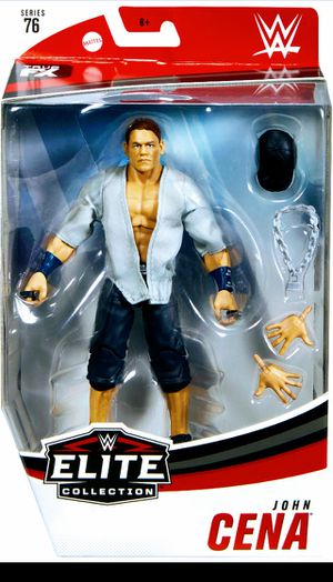 New WWE Elite Collection John Cena Action Figure. for Sale in Apopka, FL