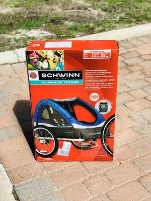 Schwinn Double Bike Trailer Aluminum Frame for Sale in Orlando, FL