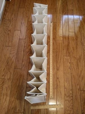 Canvas Shoe Rack $5 for Sale in Claremont, CA
