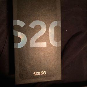 S20 128gb Cloud Blue for Sale in Washington, DC