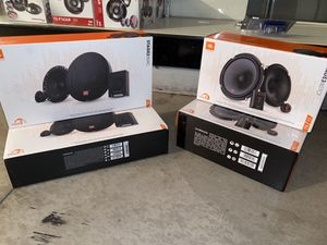 JBL 6.5 component sets for Sale in Fontana, CA