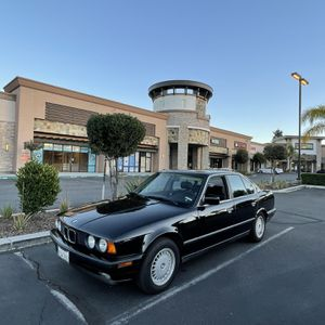 1993 BMW 525i 5 Speed Manual for Sale in Ontario, CA
