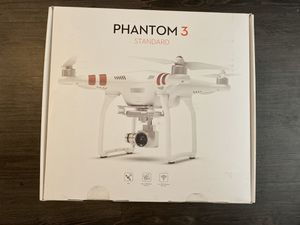Brand new DJI phantom 3 standard camera drone 2.7k for Sale in Allen, TX