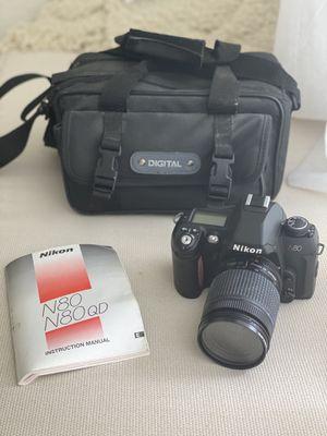 Nikon N80 QD Film Camera for Sale in Orlando, FL