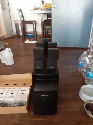 BOSE Acoustimass 10 lll system for Sale in San Diego, CA