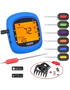Bluetooth Meat Wireless Digital BBQ Thermometer for Sale in Las Vegas, NV