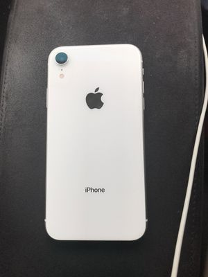iPhone XR (64GB) Unlocked for Sale in US