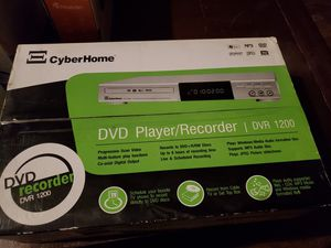 DVD player/ recorder. New! for Sale in Murrieta, CA