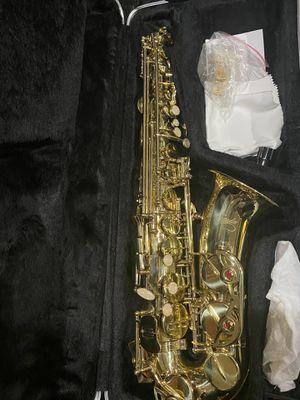 Slightly used saxophone for Sale in Bellflower, CA