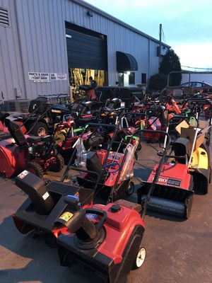 We have all your snowblower needs! for Sale in Lemont, IL