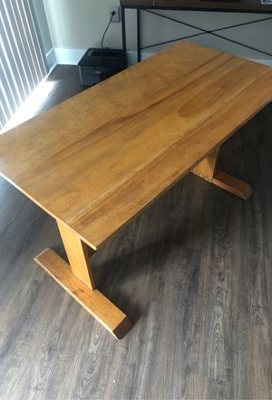 Wooden desk for Sale in GRANDVIEW, OH