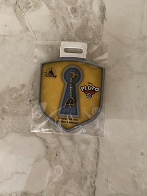 Disney Pluto Key + Pin for Sale in Arcadia, CA