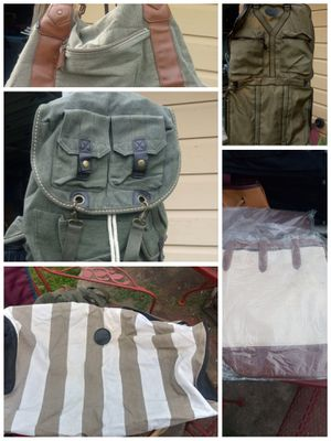 Asst.bags for Sale in Glenn Heights, TX