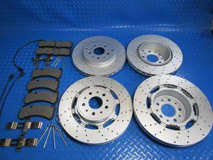Maserati GranTurismo Gt front rear brake pads and rotors drilled PREMIUM QUALITY #6742 for Sale in Aventura, FL