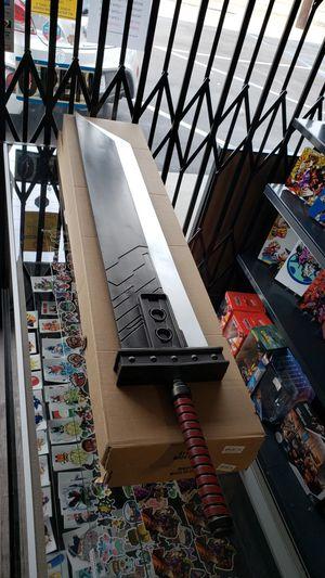 Final Fantasy 7 Foam Replica Swrd (NEW) for Sale in Torrance, CA