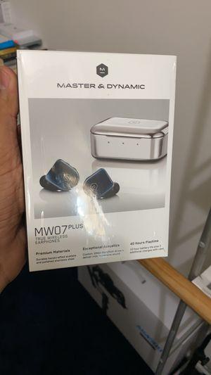 Masters & Dynamic MW07 Plus wireless earphones for Sale in Los Angeles, CA