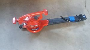 Leaf blower/Vac Toro in good condition. for Sale in Forest Park, IL
