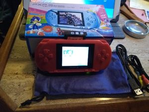 PXP3 with game cartrige for Sale in San Diego, CA