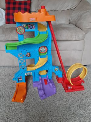 Fisher-Price Little People Loops 'n Swoops for Sale in Plainfield, IL
