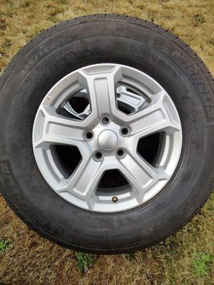 Jeep Wrangler / Gladiator wheels and tires for Sale in Tacoma, WA