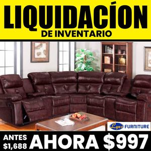 Reclining Sectional for Sale in Hialeah, FL