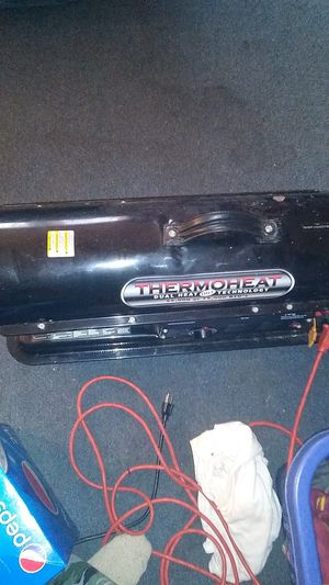 55000 to 75000 BTU thermoheat torpedo heater works like it should for Sale in Elyria, OH