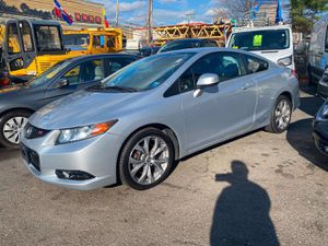 2012 Honda Civic Cpe for Sale in New Rochelle, NY