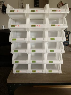 Plastic storage containers for Sale in Portland, OR
