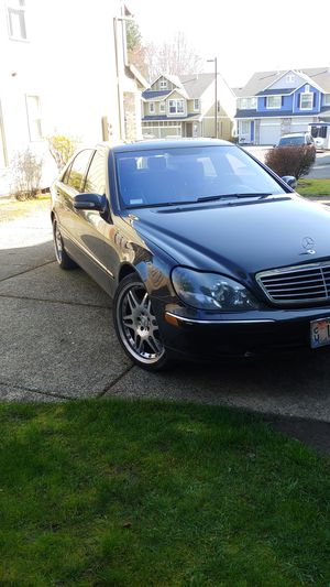 2003 Mercedes-Benz S430 for Sale in Beaverton, OR