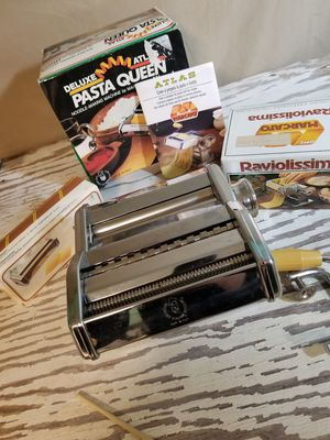Pasta Maker made in Italy for Sale in Manteca, CA