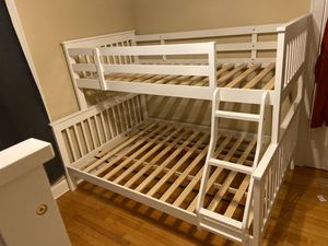 Brand New Twin over Full Bunk Bed!! for Sale in Naperville, IL