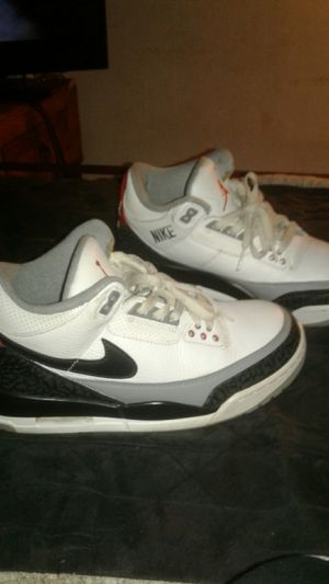 Jordan3 tinker for Sale in Fort Worth, TX