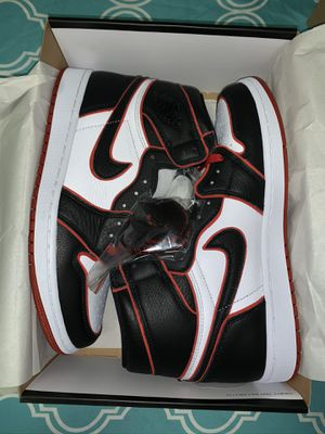 Brand new air Jordan retro 1 high bloodline size 11 only Price is firm !! No trades . for Sale in The Bronx, NY
