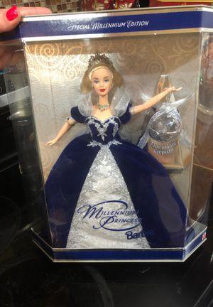 2000 Millennium Princess Barbie! Mint Condition! for Sale in Seattle, WA