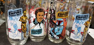 Collectable Star Wars glasses for Sale in Redmond, WA