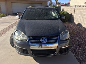 Wrecked 2008 VW Jetta, for parts for Sale in North Las Vegas, NV
