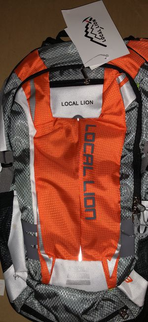 Local Lion hiking backpack for Sale in Port St. Lucie, FL