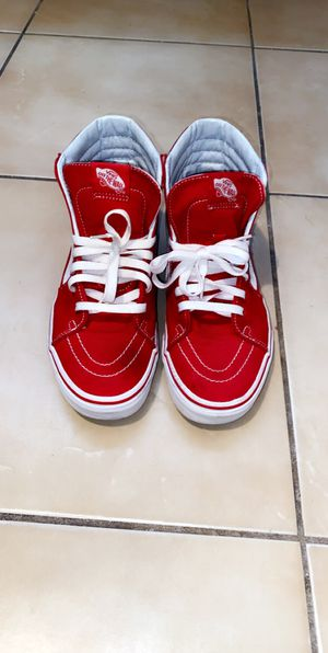 Vans Size 7.5 for Sale in Lake Worth, FL