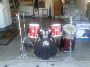 Sabian , Percussion Plus Drum Set for Sale in Gilroy, CA