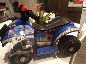 Free paw patrol battery car for Sale in Santa Ana, CA