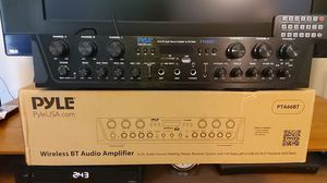 Pyle amplifier for Sale in Fulton, MO
